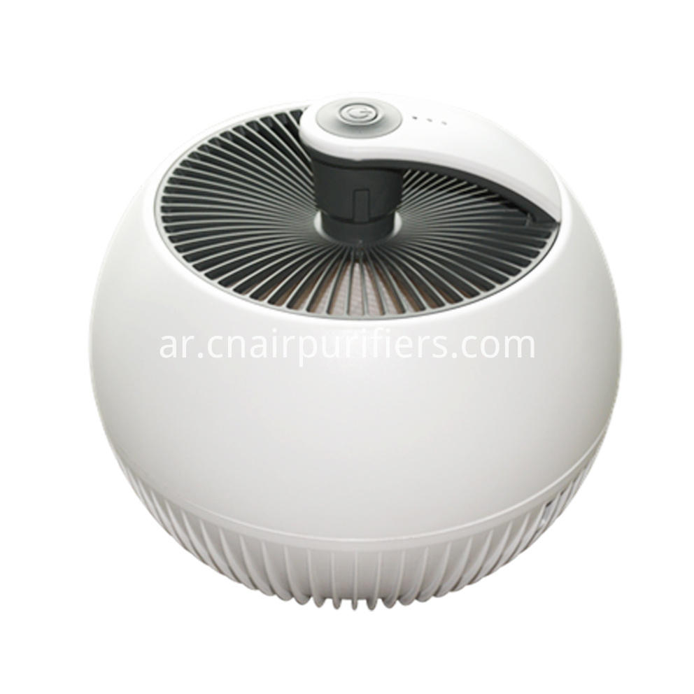 Smoker Use Air Purifeir Kj126c