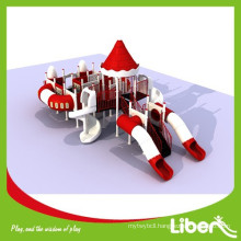 LLDPE Material Amusement Park Large Plastic Children Outdoor Playground