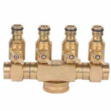 Hose Splitters Valves gardening and spraying pipe fitting