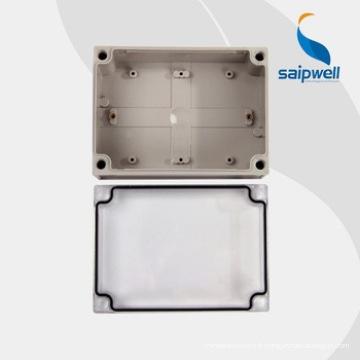Boîtier de commutateur électrique IP66 étanche 125 * 175 * 75mm (DS-AT-1217)