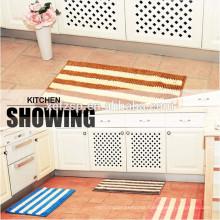 100% polyester microfiber toilet door extra large bath mat