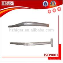 fundição de alumínio de fundição de precisão de pernas de tabela