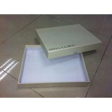 Kundenspezifischer gewickelter Papierkasten für die Kleid-Kasten-Verpackung