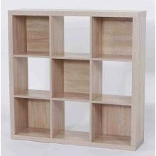 High quality melamine mdf bookcase