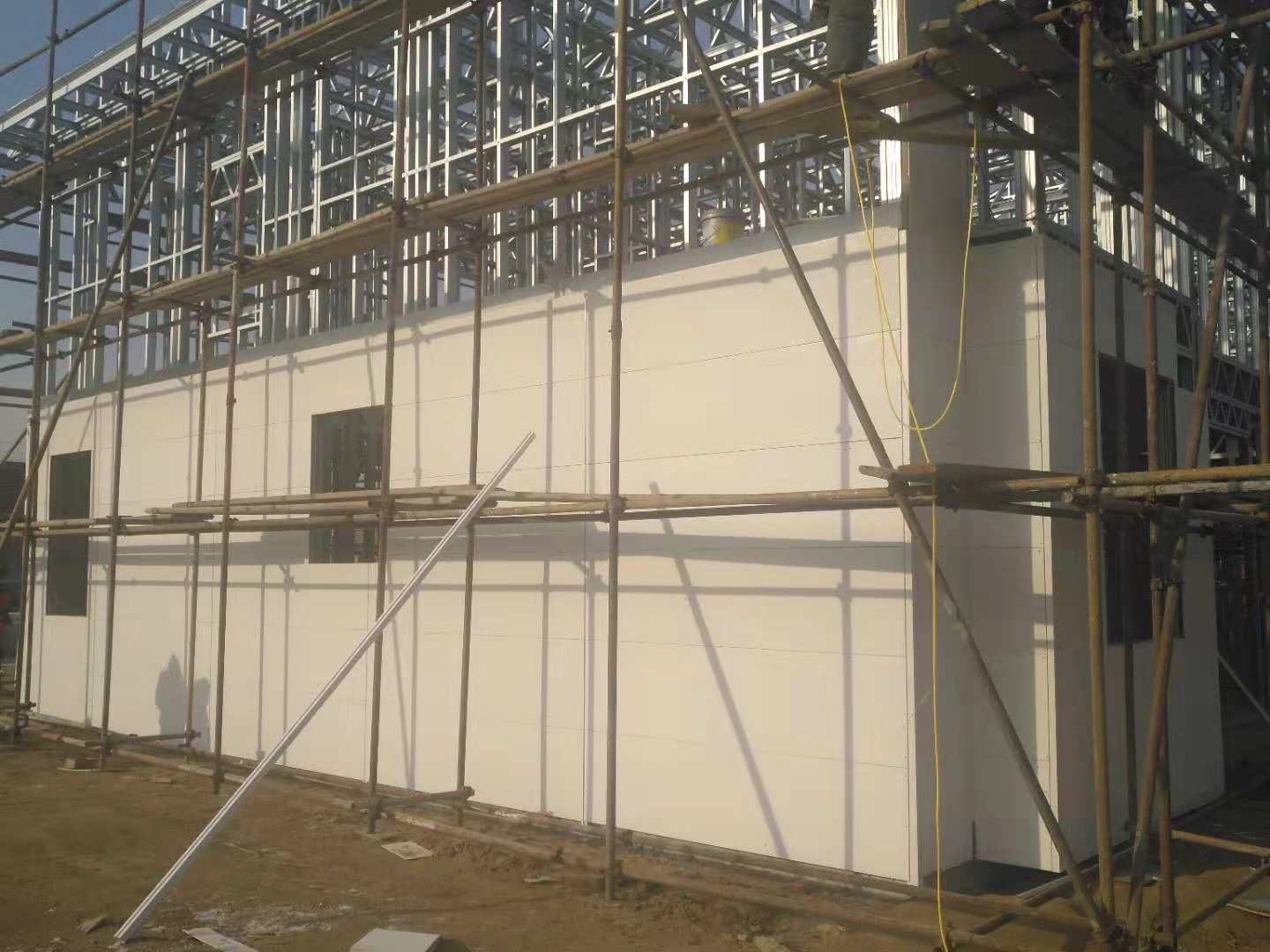 Prefabricated Light Steel House