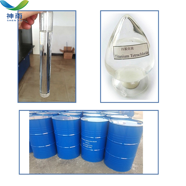 Titanium Tetrachloride Cas 7550 45 0