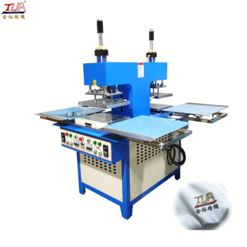 Scoks Silicone Trademarks Embossing Machine
