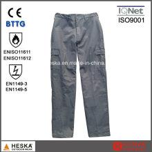 Men′s Safety Fr Pants Workwear Antiflaming Trousers