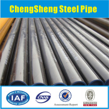 seamless steel pipe for structural purposes