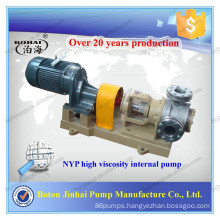 NYP 52 electric chemical sugar syrup pump with high viscosity