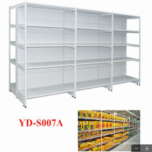 Heavy Logistics Metal Adjustable Display Storage Shelf