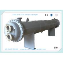 Vollständiger Edelstahl 304 # Shell und Tube Wärmetauscher als Verdampfer, Kondensator