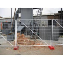 Wrought Iron Hot-DIP Galvanized Welded Metal Temporary Fence