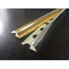 Profil de coin en PVC à utiliser sur un mur (YT-0091)