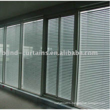 Window aluminium shutter design