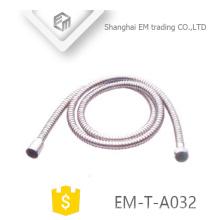 EM-T-A032 Mangueira de chuveiro de aço inoxidável de cobre vermelho Acessório sanitário