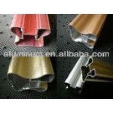 6000 série mobiliário perfil de alumínio / Mute porta / handrall