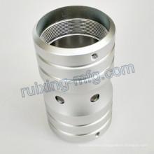 OEM Machining Service Turning Milling Aluminum Coupler