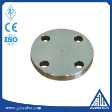 ASME ANSI B 16.5 Standard geschmiedeter Stahl Blindflansch