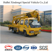 16m Euro4 Isuzu High Work Специальный грузовик