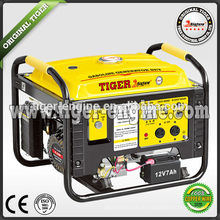 2.0KW-2.3KW 6.5HP Benzin-Generatoren Set WIG Serise TIG3000E Electric Start System