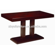 Commercial wooden restaurant table XYN1112