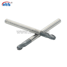 8mm 4 Flute Carbide Ball Nose End Mill for Groove Milling