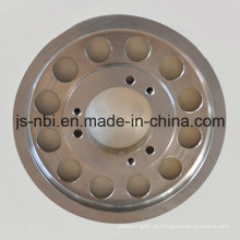Kundenspezifisches Edelstahlgussteil mit CNC-Bearbeitung
