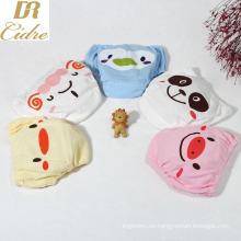 Ropa interior suave del bebé de las bragas infantiles suaves cómodas