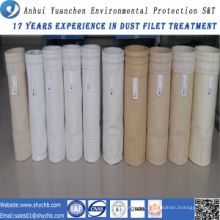 L'usine fournissent directement le sac filtre acrylique de la poussière pour l'industrie de métallurgie avec l'échantillon gratuit