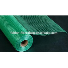 Alkali-Resistant Fiberglass Mesh 160g green color