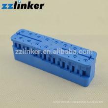 Panneau de test dentaire / Plastique de haute qualité Panneau de test dentaire pour canalisation