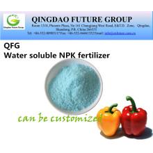 Customized Water Soluble Powder Fast Release NPK