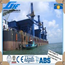 Manejo del carbón Grúa de cubierta para buques eléctricos