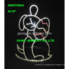 Пасхальная корона тиара, дешевая корона пасхальных призов, крона кролика тиара