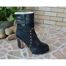 New Style Knöchel High Heel Damen Kleid Stiefel (HCY02-790)