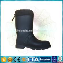 Moda impermeável China China botas quentes