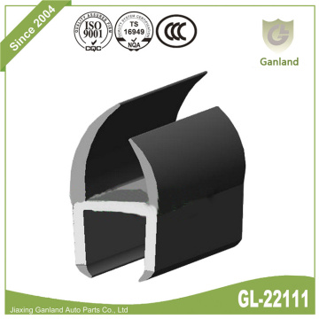 Container Sealing Strip PVC H Seal Lebar 18mm