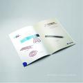 Impressão de encadernação de catálogo de alta qualidade