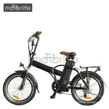 MOTORLIFE / OEM marke heißer verkauf elektrische sonnige ebike 20 inch elektromotor fahrrad nach hause