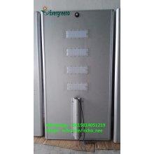 100W 120W 240W luz de calle solar integrada