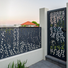 Laser Cut Screens Gates Pagar