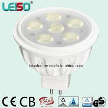 Refletor do diodo emissor de luz do tamanho padrão 500lm MR16 (LS-S505-MR16-NWW / NW)
