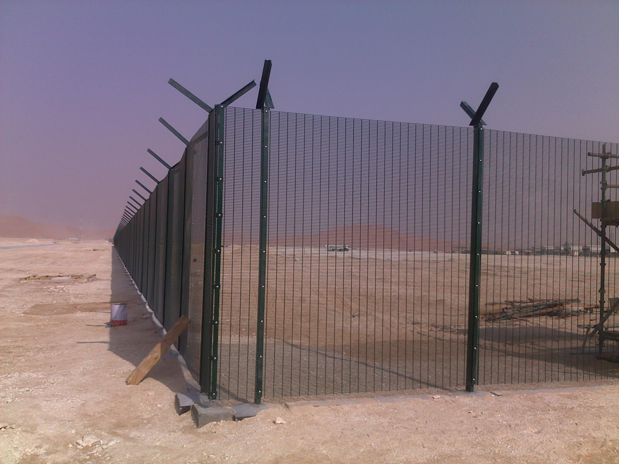 358 high security fence