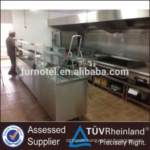 Hot Stainless Steel Kitchen Equipment Restaurant