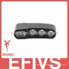 Forte fivela ajustador de metal para pulseira paracord