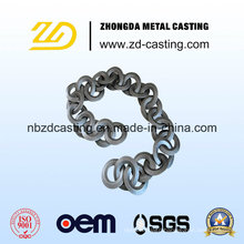 OEM Heat Resistant Steel Alloy Inevstment Casting for Cement Stove