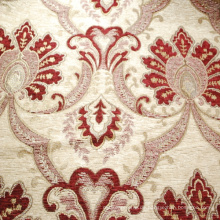 Double Chenille Sofa Stoff für den Nahen Osten von 440GSM