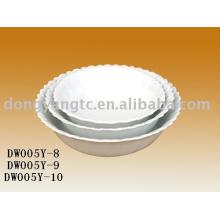 8 Inch | 9 Inch | 10 Inch porcelain salad bowl set