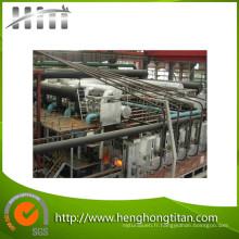 Four de traitement thermique des métaux en acier